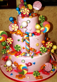 Benessere a genova cake design per aspiranti boss for Arte delle torte clementoni