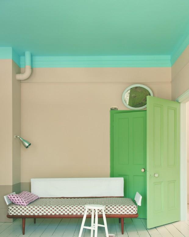 Casa primavera nuova vita alle pareti di casa con - Colori alle pareti di casa ...